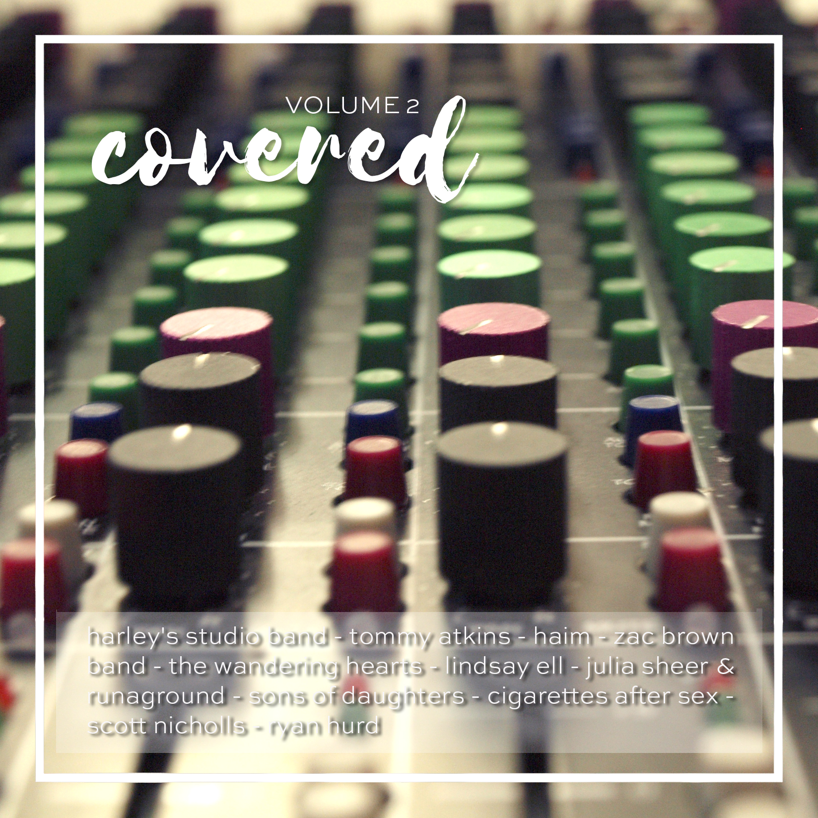 Weekly playlist 16 - covered vol 2