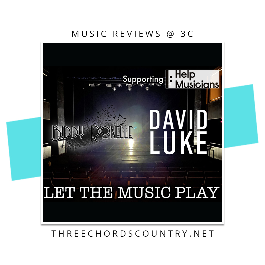 Biddy Ronelle & David Luke - Let The Music Play