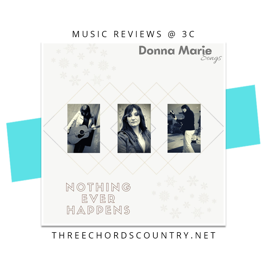 Donna Marie Songs - Nothing Ever Happens