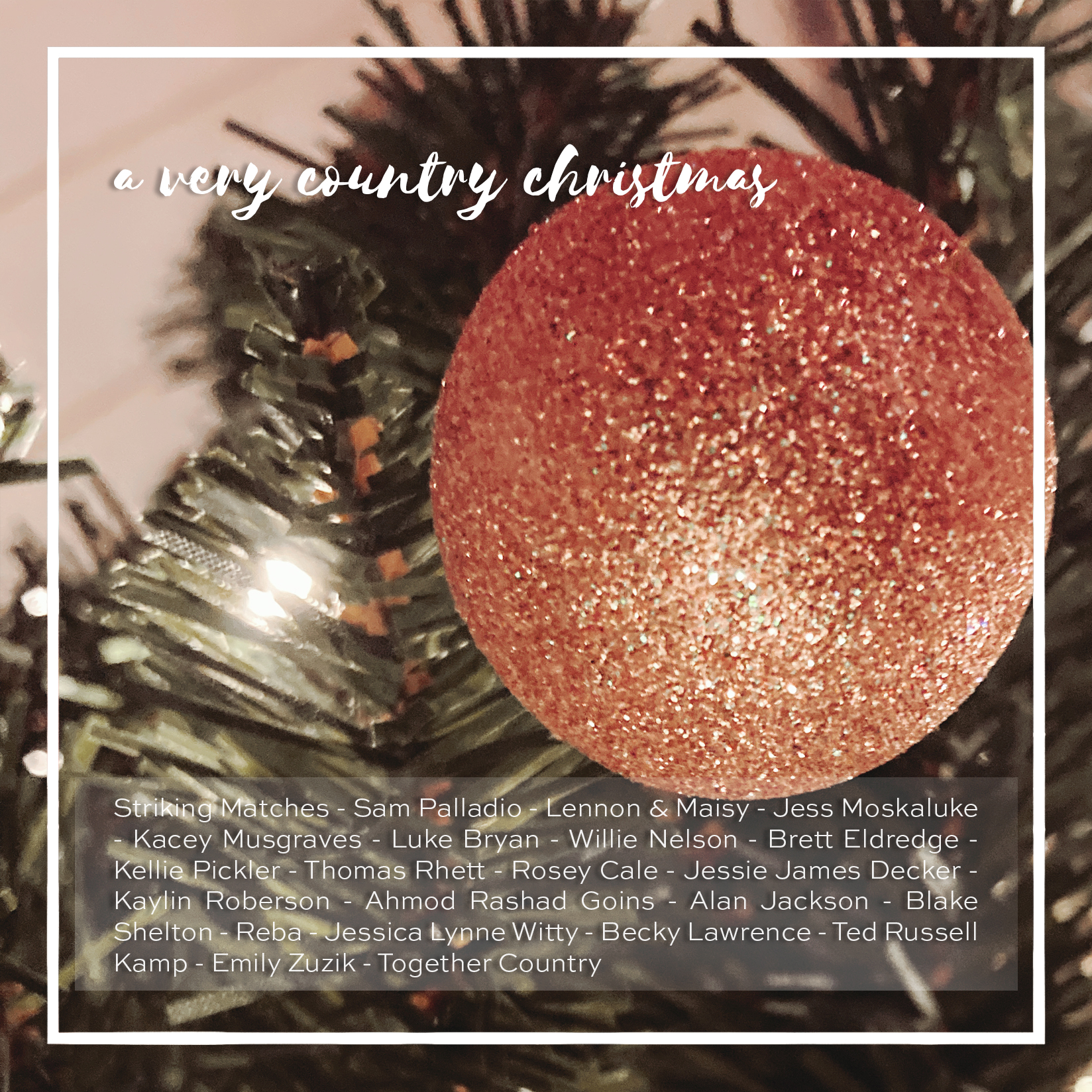 Weekly Playlist #35: a very country christmas