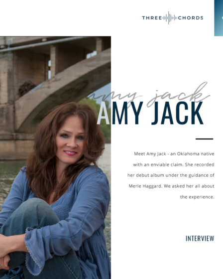 Interview - Amy Jack