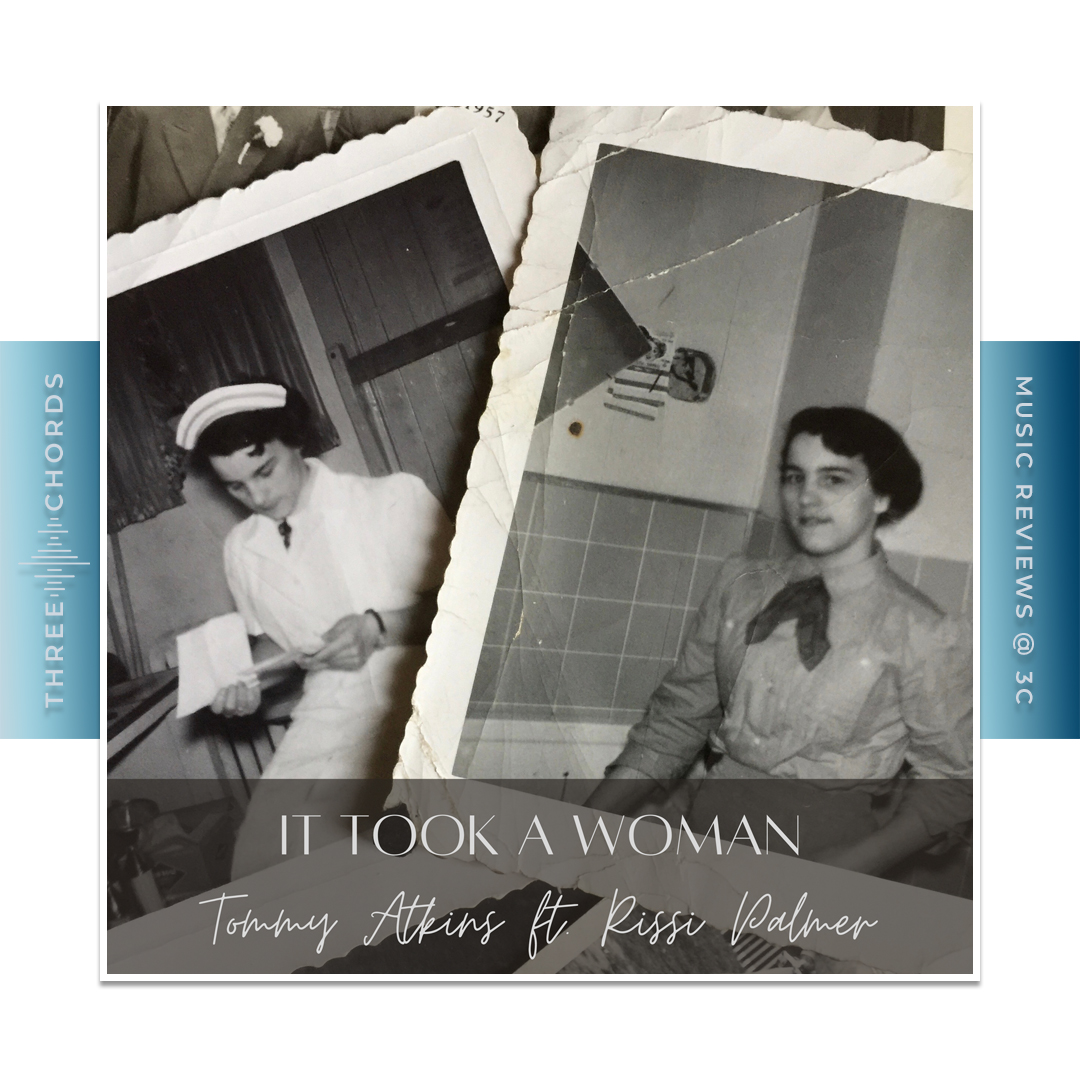 Tommy Atkins - It Took A Woman