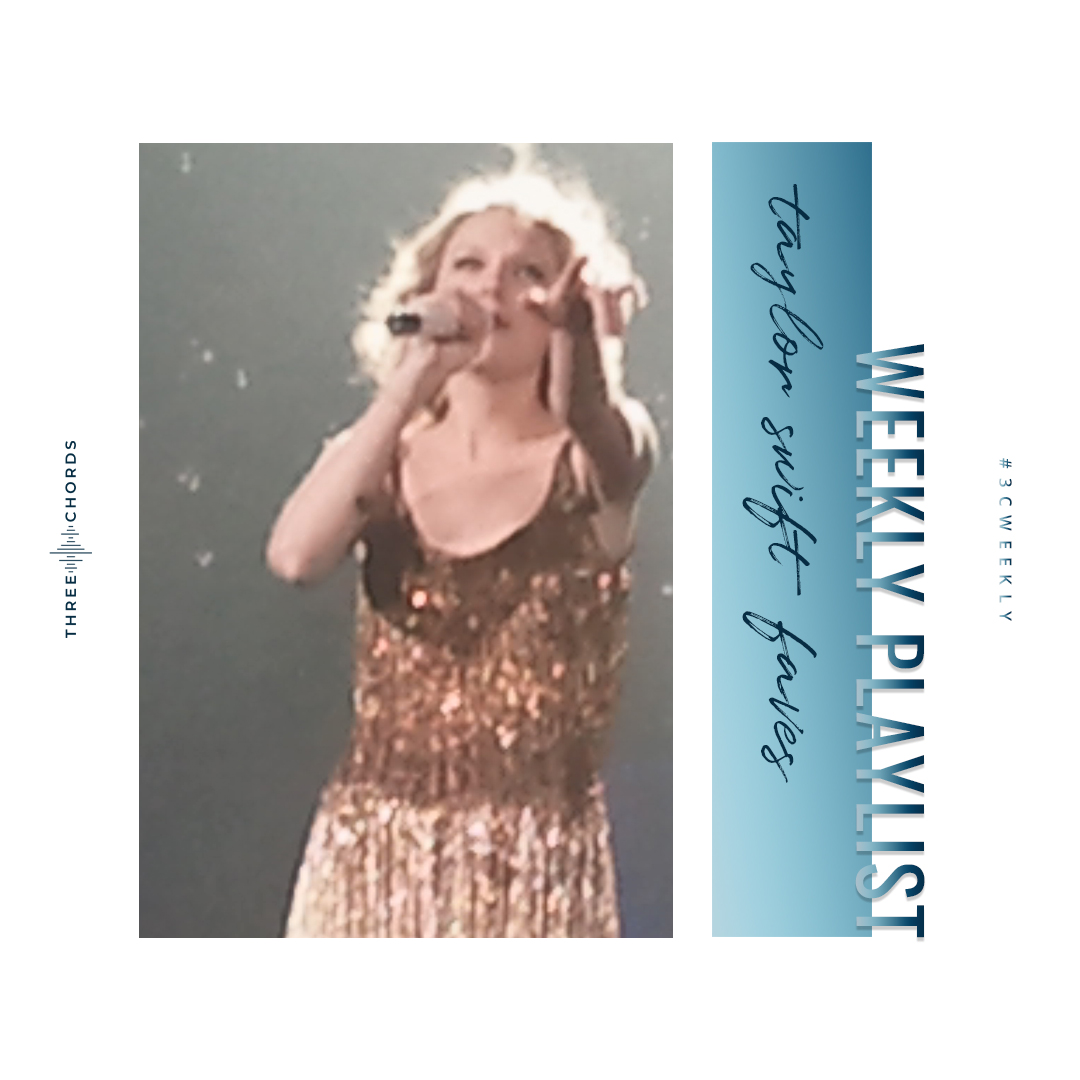 weekly playlist #63: taylor swift faves