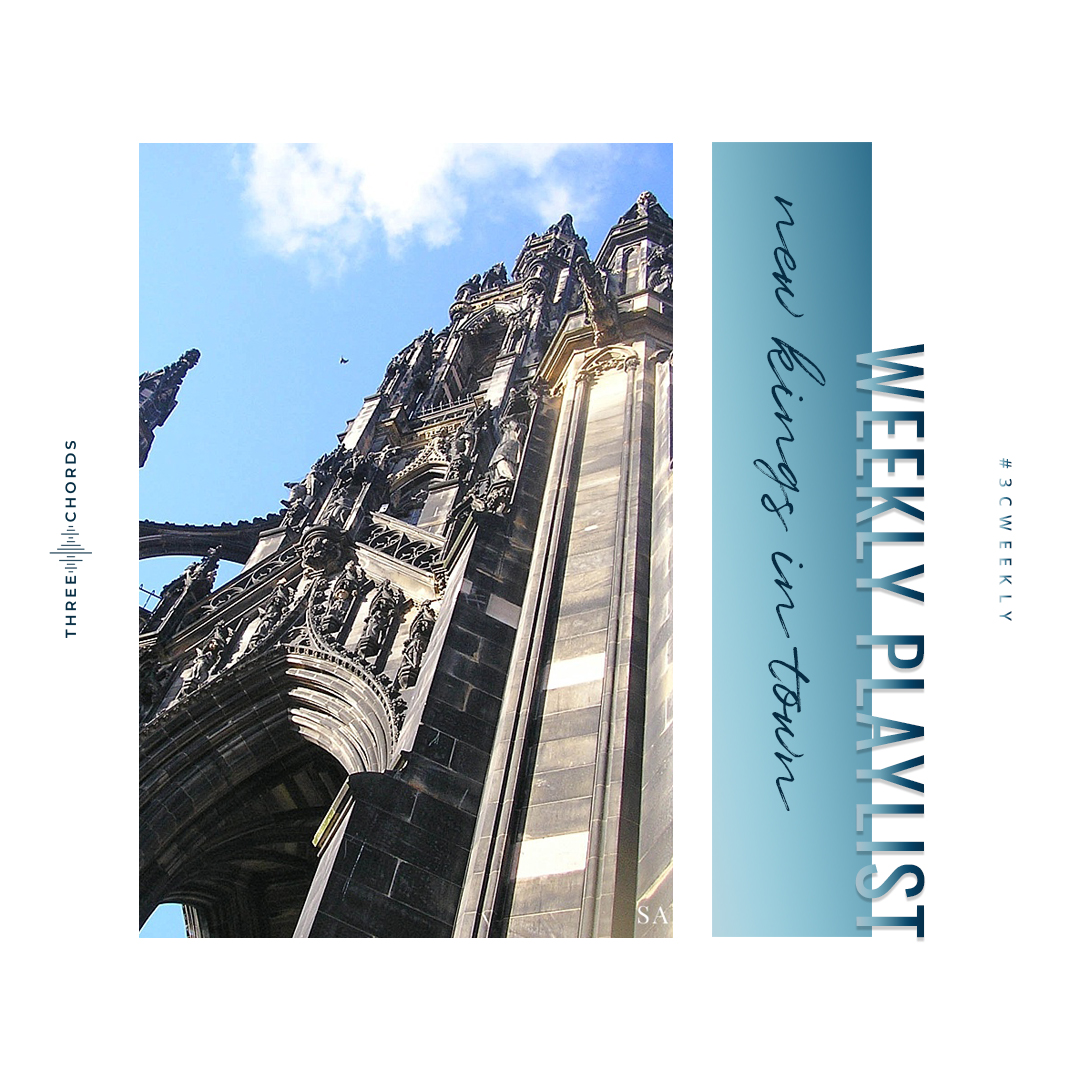 Weekly Playlist #64: new kings in town