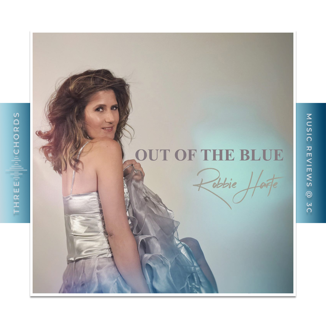 Robbie Harte - Out Of The Blue